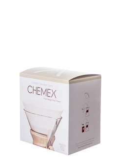 Chemex Filter Papers (6 cups-pack of 100)
