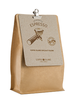 Espresso Coffee Island Specialty Blend