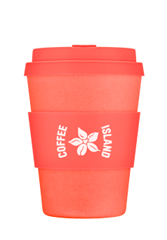 Ecoffee Mrs. Mills Reusable Cup 12oz